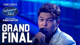 MARK - WAKTU & PERHATIAN (Andmesh Kamaleng) - GRAND FINAL - Indonesian Idol 2021