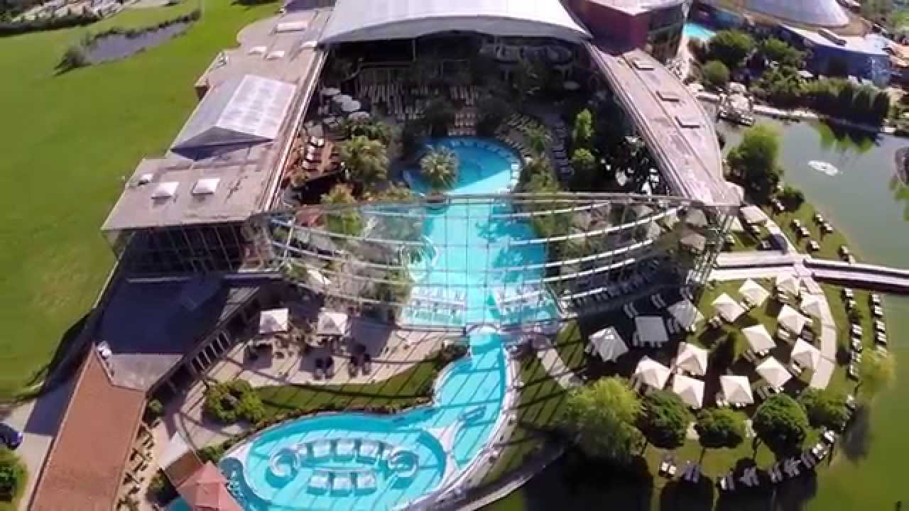 THERME ERDING - VitalTherme & Saunen - YouTube