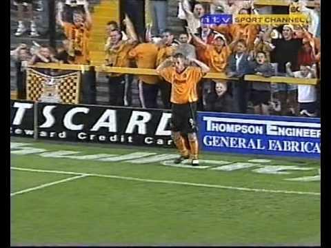 2001/02 Season: Hull City 2 - 1 Kidderminster Harriers