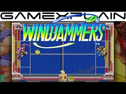 Windjammers - Game & Watch (Nintendo Switch)