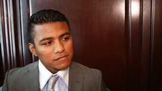 RingTV Reports: Roman Gonzalez-Edgar Sosa press conference