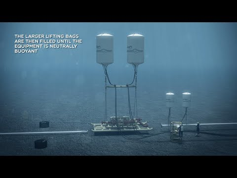 Aubin Group  -  LiquiBuoy  -  The controllable liquid buoyancy system