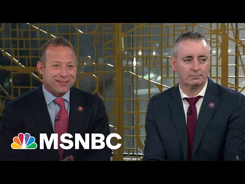 Bipartisan Infrastructure Group Set To Meet Again | MSNBC