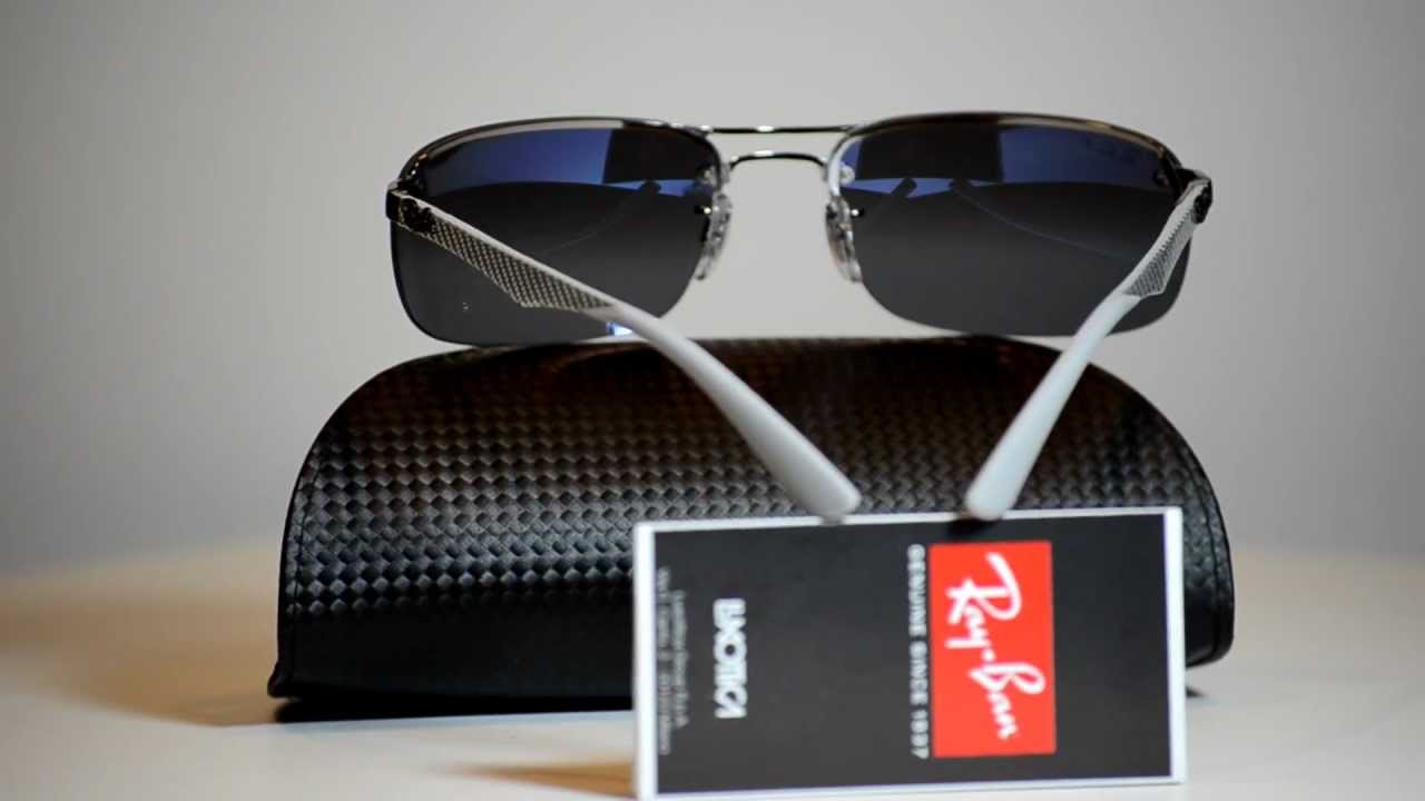 707fd204805 ... order new authentic ray ban polarized mirror sunglasses rb8310 004 82  rb 8310 youtube 829d7 19aef