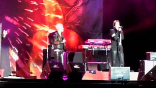 Church of your Heart - Roxette World Tour 2011 Montevideo