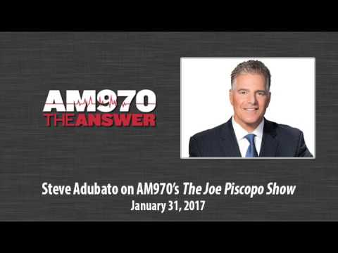 Steve Adubato Discusses Trump Administration vs. Media on AM970