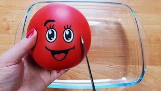 Découper Des Balles Anti-stress Super Satisfaisante Video!! thumbnail