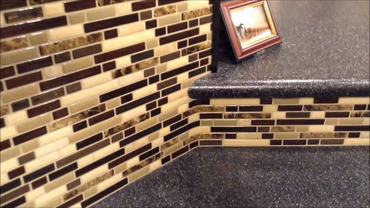 - PEEL AND STICK SMART TILES. REVIEW AND HOW TO. - YouTube