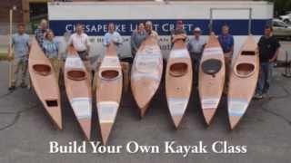 Build Your Own Kayak Fall 2013