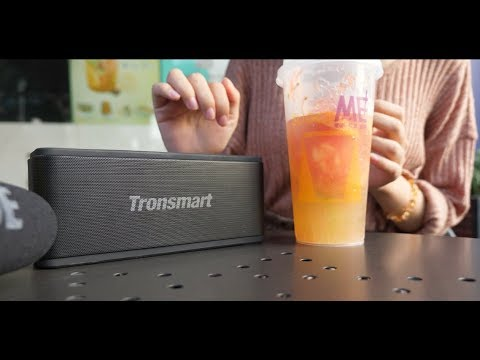 Tronsmart Element Mega Speaker: The BEST So Far... #SamiLuo
