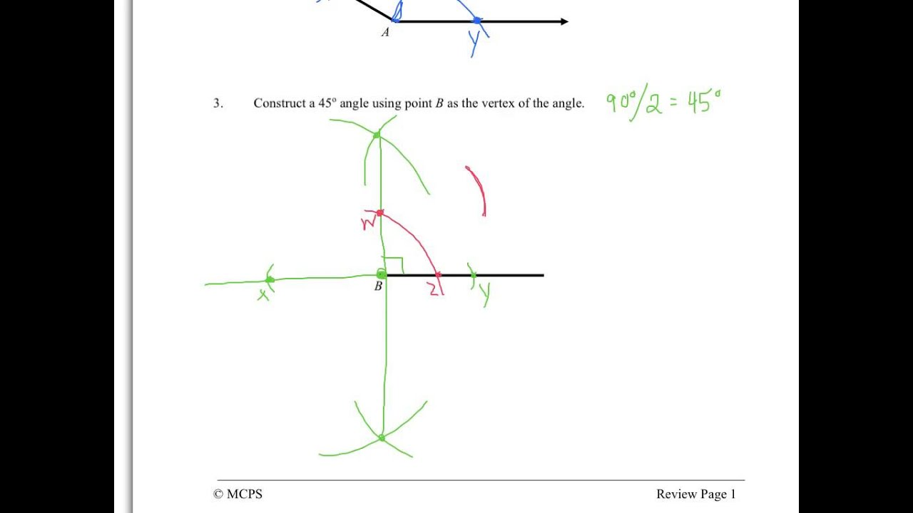 mcps spanish 3b exam review answers 2013