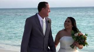 The Rivers Wedding Trailer