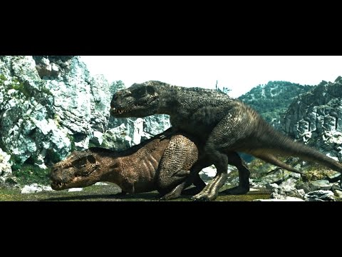 「オカモトゼロワンCM 恐竜篇」日本語版