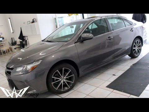 2016 Toyota Camry Xse >> 2016 TOYOTA CAMRY XSE TINTED BY WINNING WINDOW TINTS ...