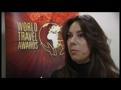 Yolanda Perdoma, Managing Director, Turismo De Canarias @ WTM 2009