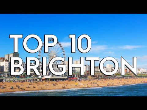✅ TOP 10: Things To Do In Brighton