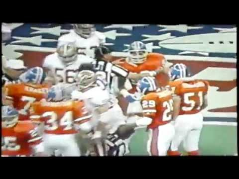 Superbowl XXIV-49ers vs Broncos 1st Quarter