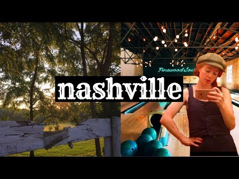 3 Day Trip to Nashville, Tennessee + Kentucky | USA VLOG