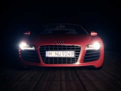 Audi R8 - Quick Animation Two
