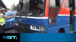 Bripda Esty Aprilliana - Metromini Menabrak Motor Part 2/3 | NET 86 | NetMediatama thumbnail