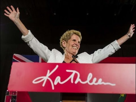 Kathleen Wynne - Her Legacy On Being 1st Female Premier of O