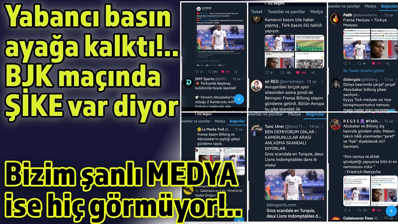 Yine söylüyorum; GSARAY isterse UEFA/Beşiktaş'ı Yakar!..