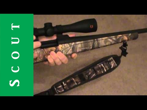 Remington 700 SPS Camo 243 Rifle with Redfield 4-12x40 Review - Scout Hunter