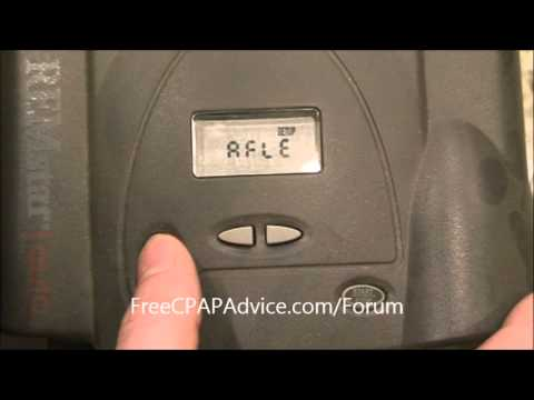 Respironics RemStar Pro Auto Pressure Change Clinicians Menu Free CPAP Advice