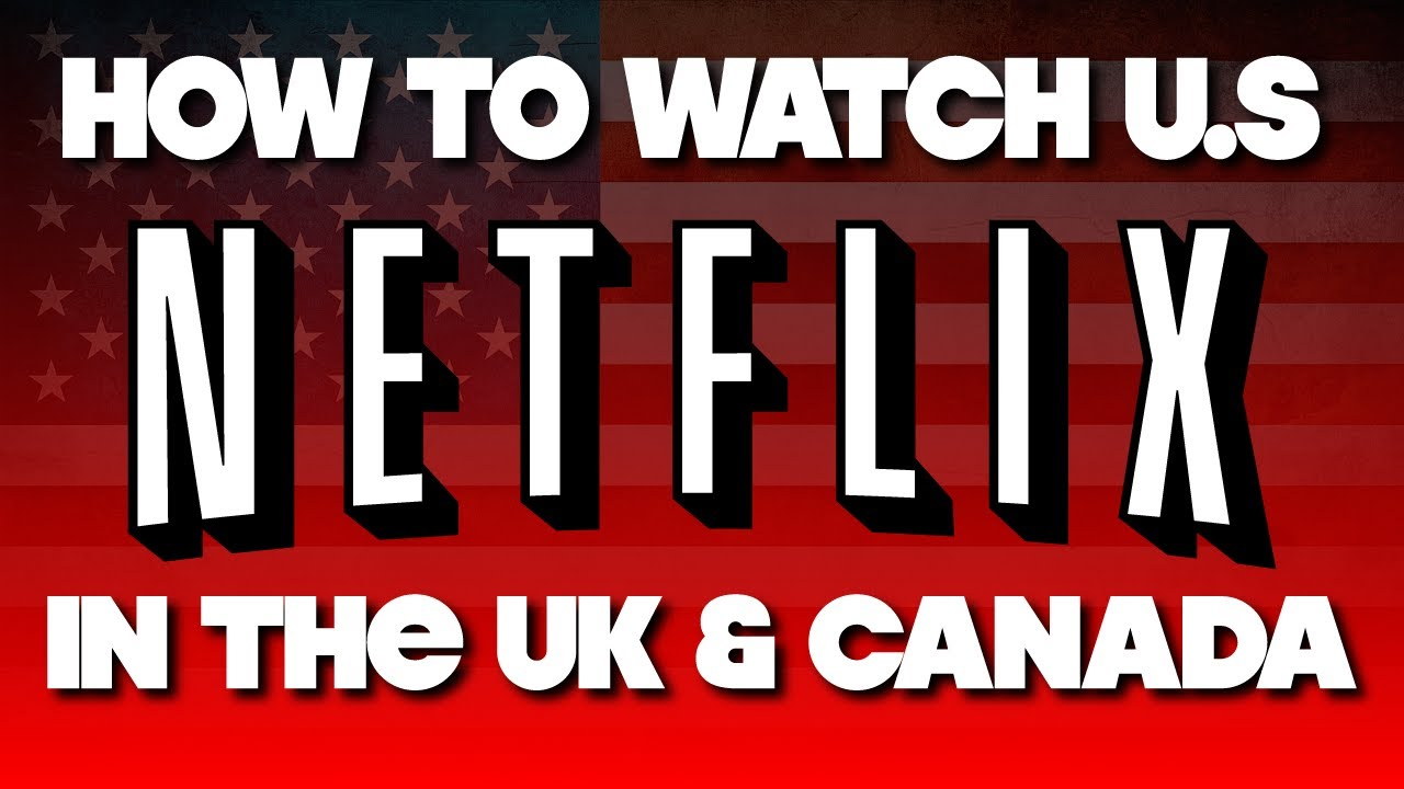 USA Netflix, other regions, Tutorial + DNS Codes