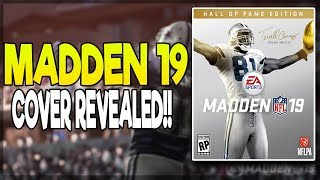 MADDEN 19 COVER REVEALED! NEW HALL OF FAME EDITION! TERRELL OWENS IS THE COVER!?| MADDEN NFL 19