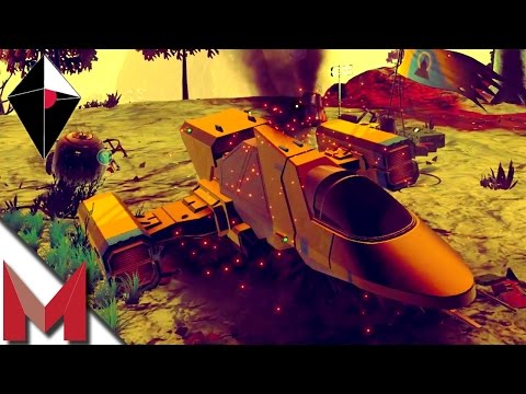 IS TRADING FOR CRASHED SHIPS WORTH IT?! - NO MAN'S SKY GAMEPLAY - Ep7