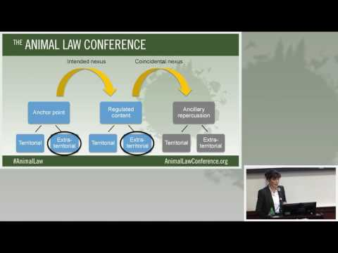 Animal Law Conference 2016 - 13 - Animal Law around the Globe 10-09-16