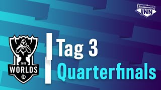 [GER] World Championship 2020 Quarterfinals Tag 3