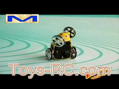 Create Toys 2152 2152B 2152C Mini RC Twister Buggy Spinner Stunt Vehicle Micro RTR RC Car