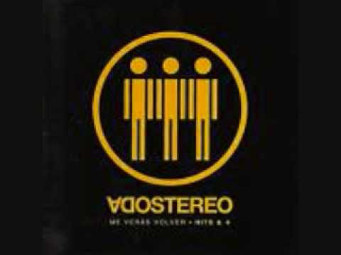Entre canivales Soda Stereo Letra Unplugged