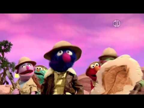 Sesame Street - The Paleontologist theme song
