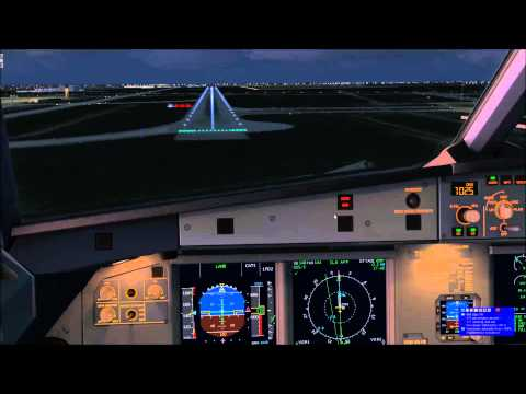 [FSX] Landing Tunis Carthage airport