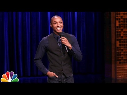Josh Johnson Stand-Up - YouTube