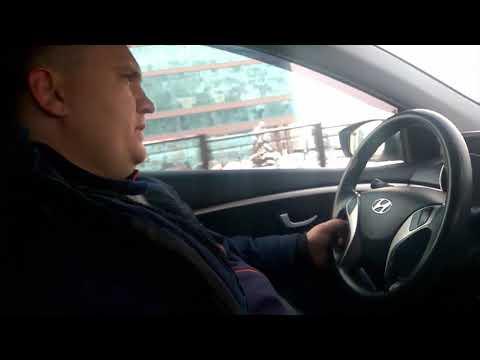 Hyundai i30 отзыв после 3х лет.100000 км. Диагностика на Hyundai Premium Almaty.