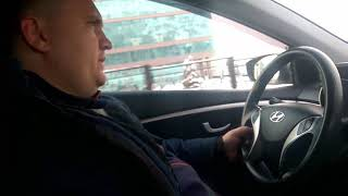 видео Отзыв о Hyundai i30 1.6 CRDi Автомат Хетчбек 1.6 л Бензин 2014 г. — DriveBoom.ru