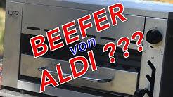 """ALDI """"BILLIG-BEEFER"""" BEEF MAKER - Der Große TEST —- Klaus grillt"""