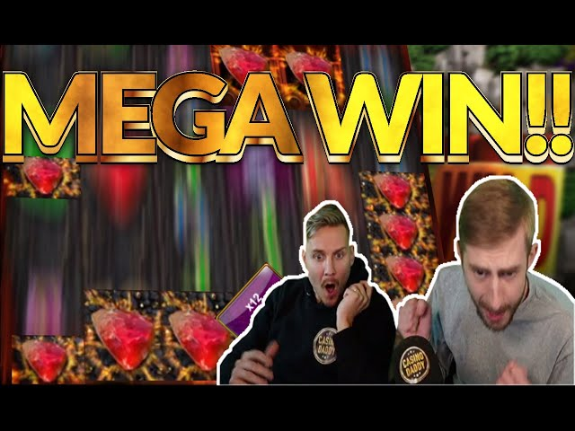 MEGA WIN! Bonanza Big win - HUGE WIN on Casino slots from Casinodaddy