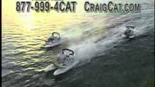 Power Boat | CraigCat TV Commercial 2 | Compact Power Boat | Power Catamaran