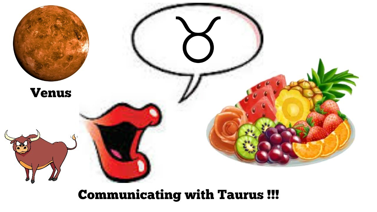Communicating With The Signs - Best Way To Communicate with a Taurus -  Simply Megan Astrology ✔️