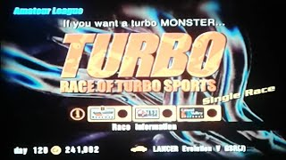 Gran Turismo 3: A-Spec - Part #35 - Race of Turbo Sports II (Amateur)