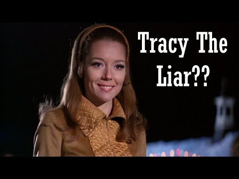 Why Did Bond Trust Tracy?