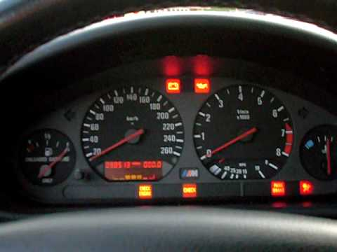 E36 M3: Fuel Gauge Accuracy and Linearity - YouTube