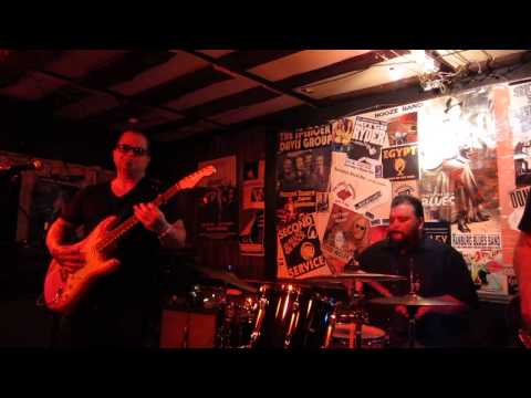 The 44`s, , Barnabys Blues Bar, 16.07.2015