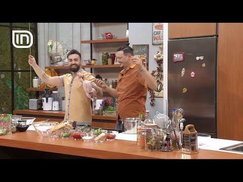 Spezzatino al arrabiata në Kripë dhe Piper 16/01/2018 | IN TV Albania