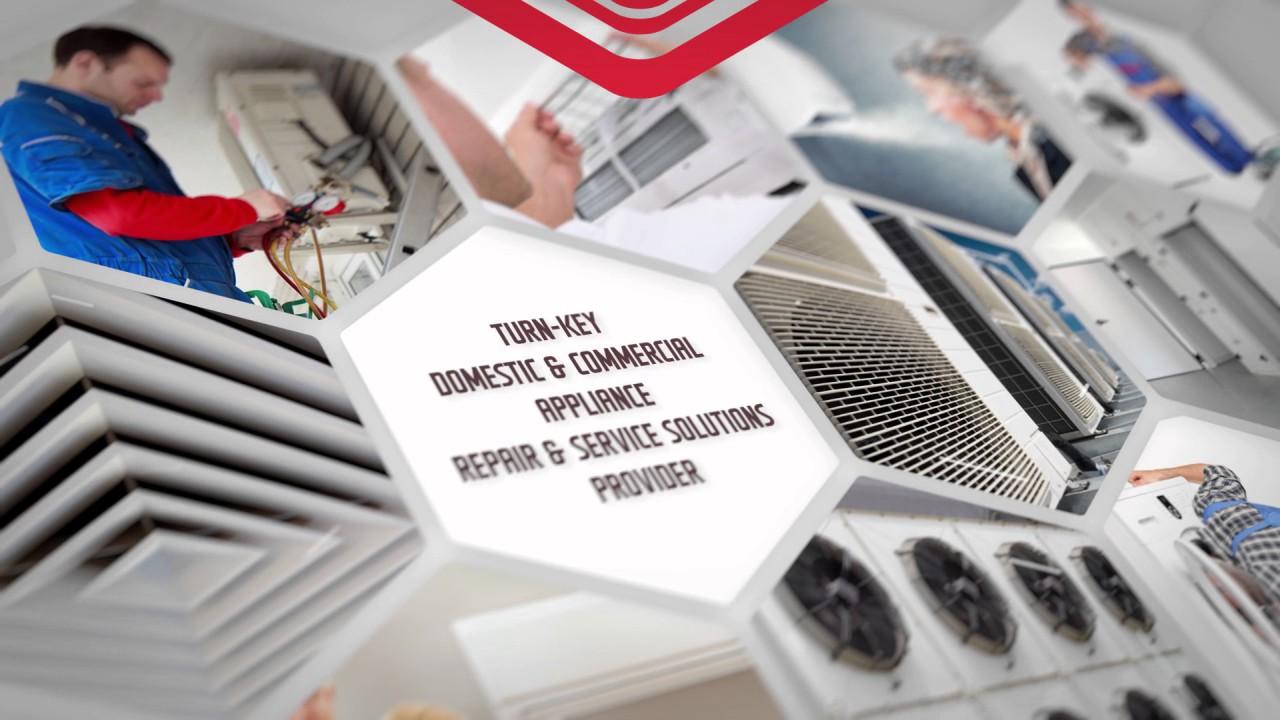 Van Biljoens Appliance Services, Repairs and Air Conditioning